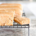 Moist Honey Whole Wheat Bread Recipe featured by top Utah life and style blog, A Slice of Style.