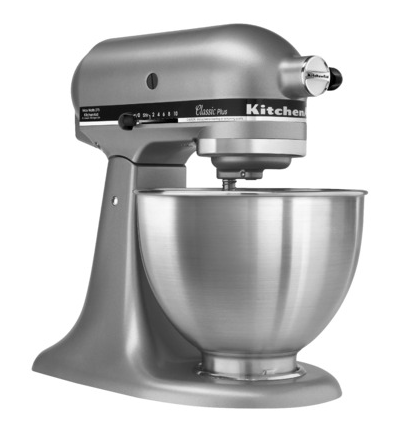 KitchenAid Classic 4.5 Qt Stand Mixer – on sale for $183.99, normally $299.99