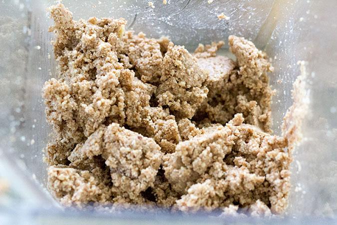 almond butter, sweet, good snacks, protein, snacks, recipe, good recipe, blendtec