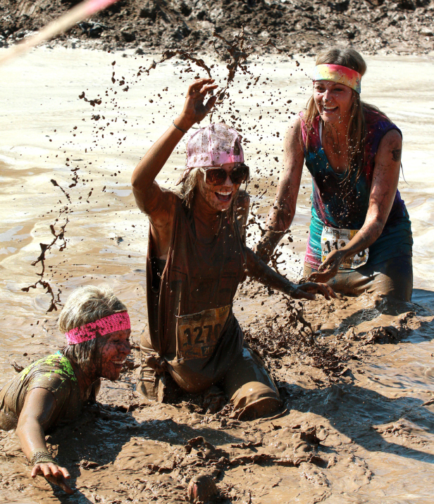 The Dirty Dash, mud race, Utah races, giveaway, free