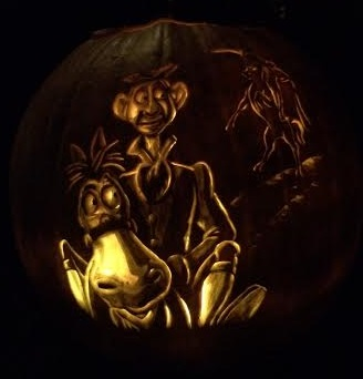 pumpkin carving, amazing pumpkins, how to carve a pumpkin, how to win a pumpkin carving contest, pumpkin carving instructions, Disney pumpkins