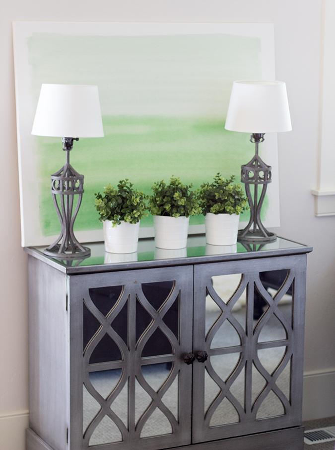 DIY, watercolor art work, simple DIY home decor, home decor, easy home decor, simple home decor, inexpensive home decor