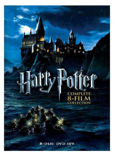 Christmas gifts, Christmas shopping, deals, Harry Potter 8 film collection