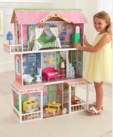 KidKraft doll house, KidKraft train set, KidKraft, Christmas presents on sale, kids Christmas presents
