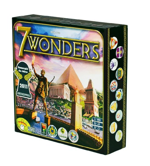 Games on sale, strategy games, family board games, fun games, game ideas, Spot it, 7 Wonders, Five Crowns , board games, card games