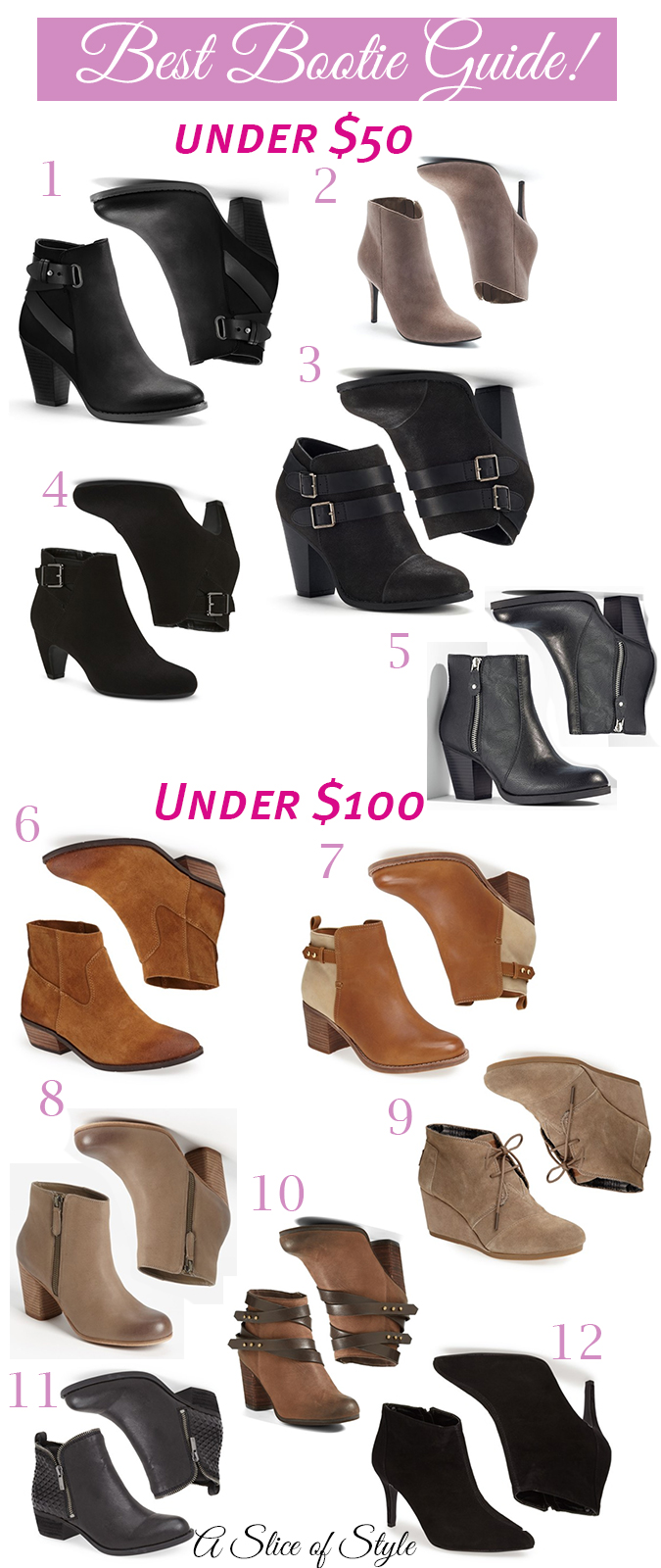 Boots, booties, best booties, booties on sale, deals on booties, fall outfit ideas, winter boots, winter outfit ideas, deals, sale on boots, boots sale, booties sale, gift guide, women's gift guide