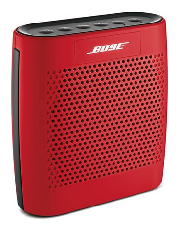 Bose SoundLink® Color Bluetooth® Speaker, gift ideas, Christmas gift ideas, ideas on what to get your husband, ideas on what to get men, speakers, Bose, portable speakers