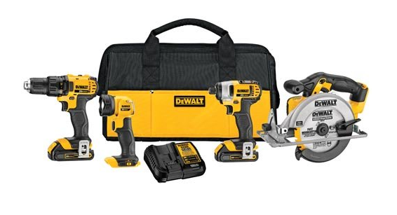 Tool kit, good deals, DeWalt, power tools