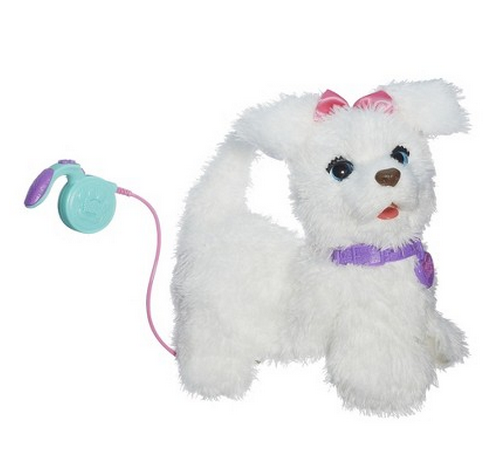 Fur Real Dog on sale, good deals on kids toys, kid's toys on sale, Christmas shopping