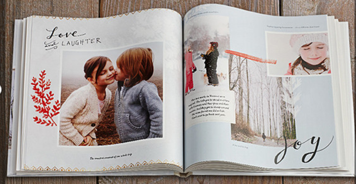 Shutterfly, photo books, good deals on photo books, gift ideas, photo book coupons