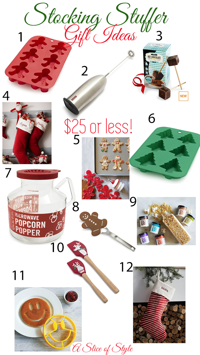 Gifts and stocking stuffers for 25 and under a slice 25 uni christmas gift ideas