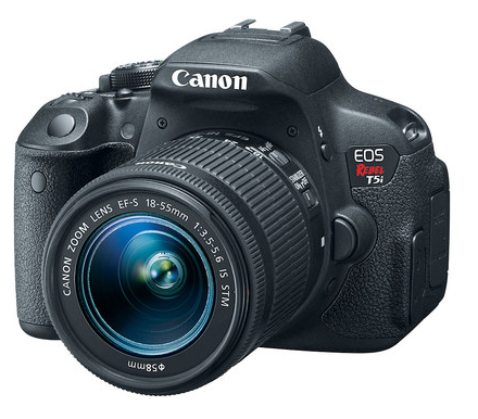 Canon Rebel, DSLR, Best deal on cameras, Best deal on Canon DSLR, Canon Rebel T5i