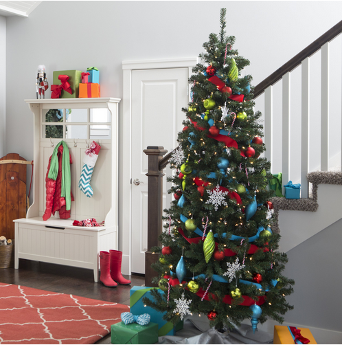 Artificial Christmas Trees Clearance: Christmas Clearance Up To 75% Off! Pre-lit 7.5' Tree $250
