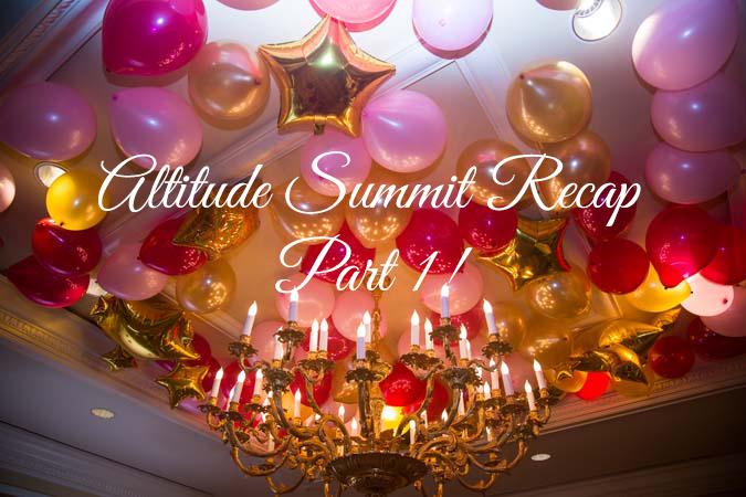 Alt Summit Recap: Part 1