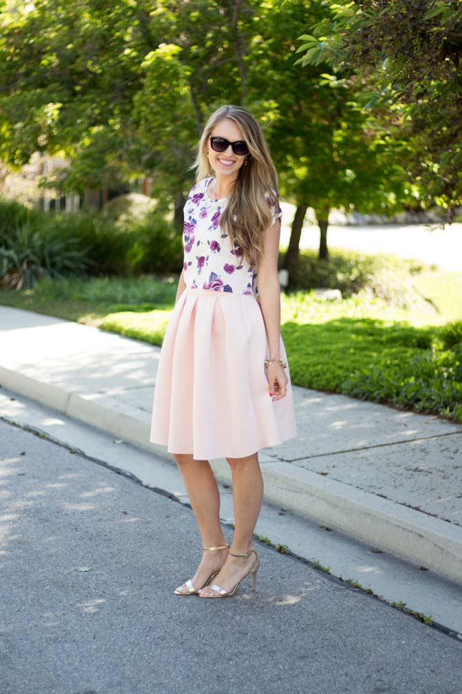 Skirts on sale, good deals on midi skirts, skirt sale, summer skirts, Cents of Style