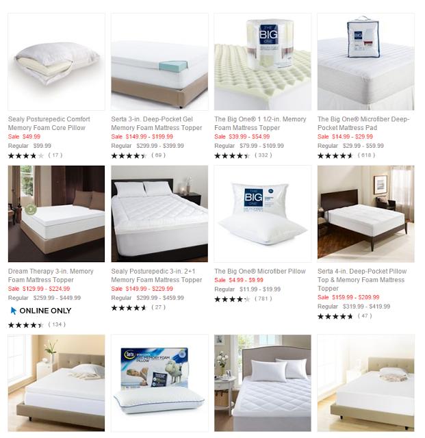 Bedding, memory foam pillow, mattress toppers, mattress pad, pillows