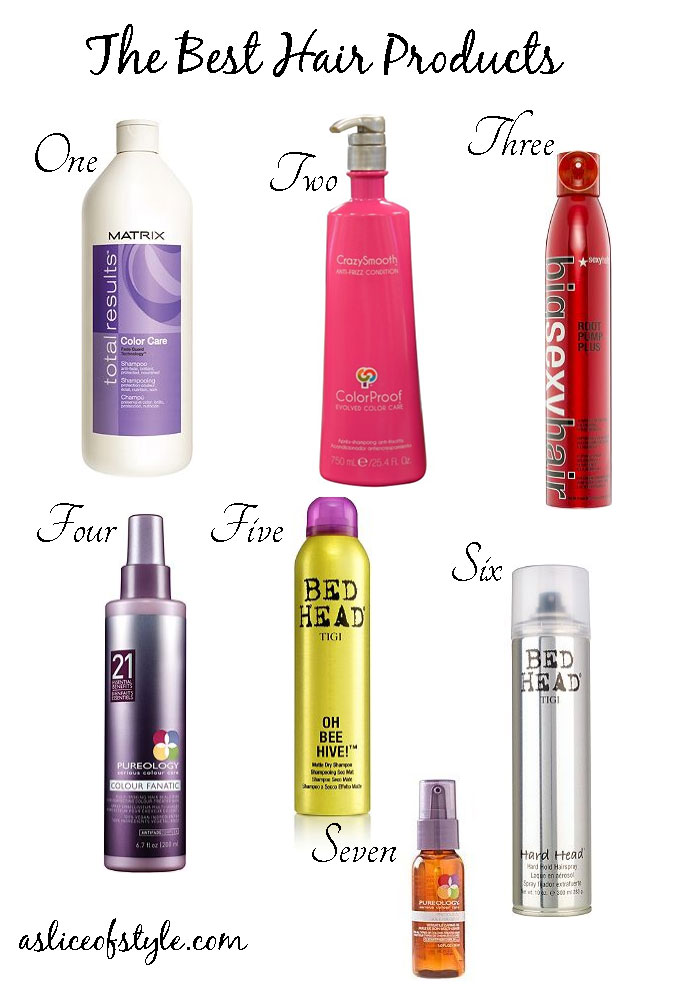 hair products for fine hair