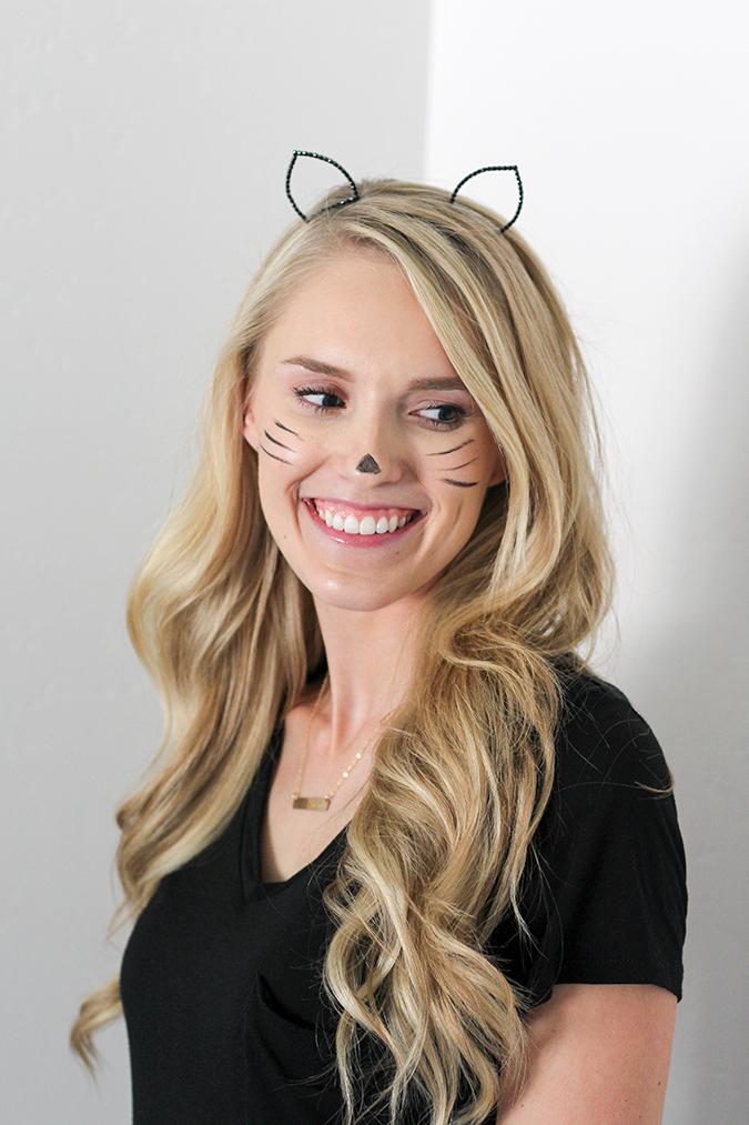 Cat ear head band
