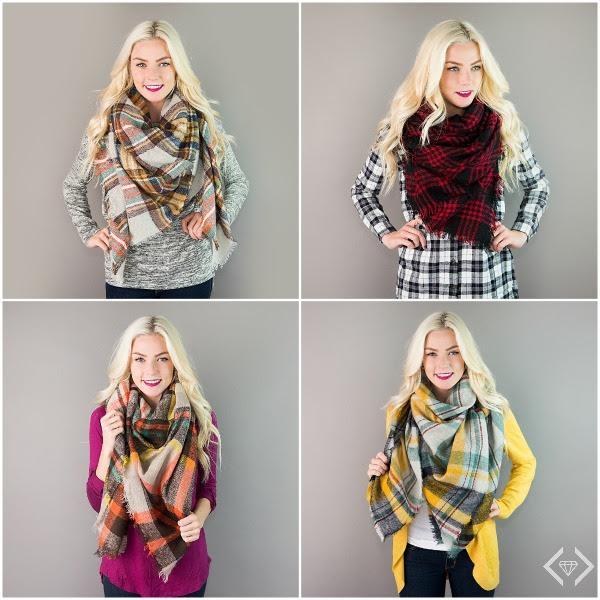 blanket scarf sale