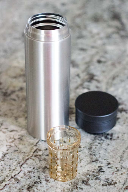 flavor infusing flask