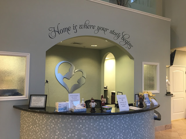 IVF treatment with Neupogen, featured by top Utah lifestyle blog, A Slice of Style: image of the Utah fertility center