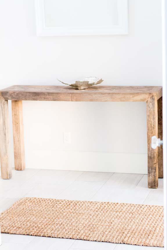 basket weave rug