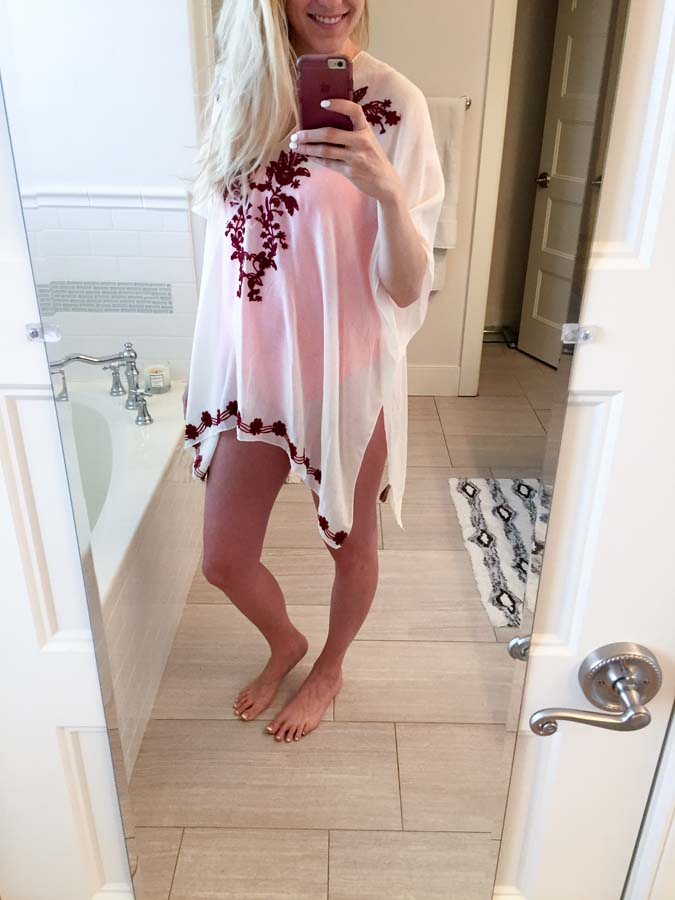 swimming suit coverups