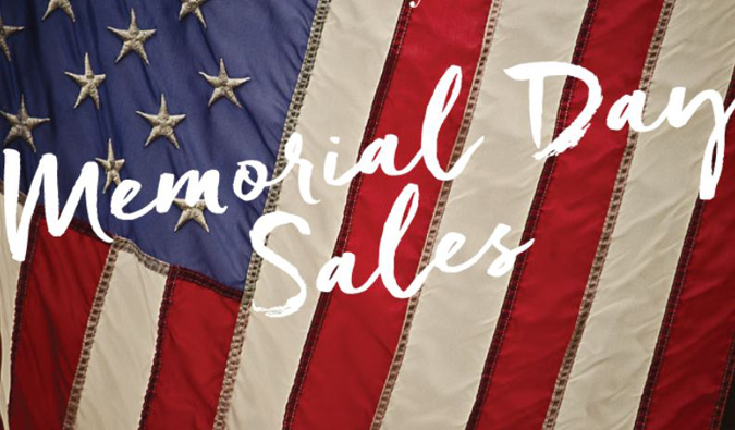 The Best Memorial Day Sales!