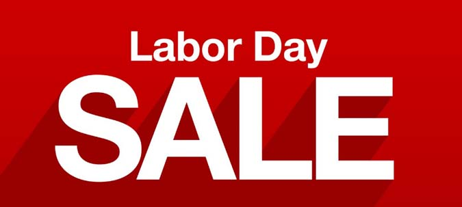The BEST Labor Day Sales!