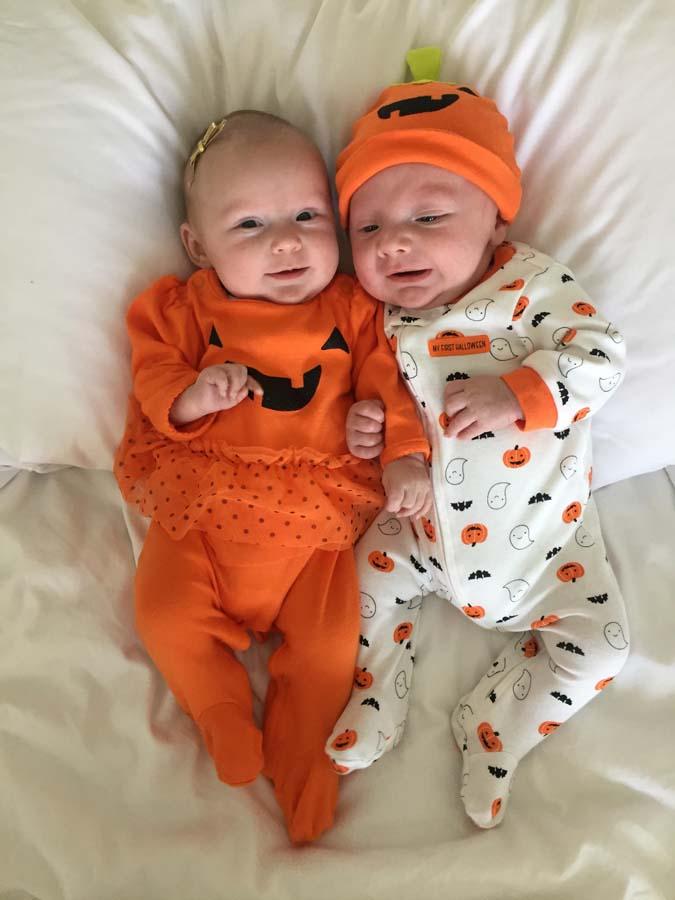 Babies' First Halloween
