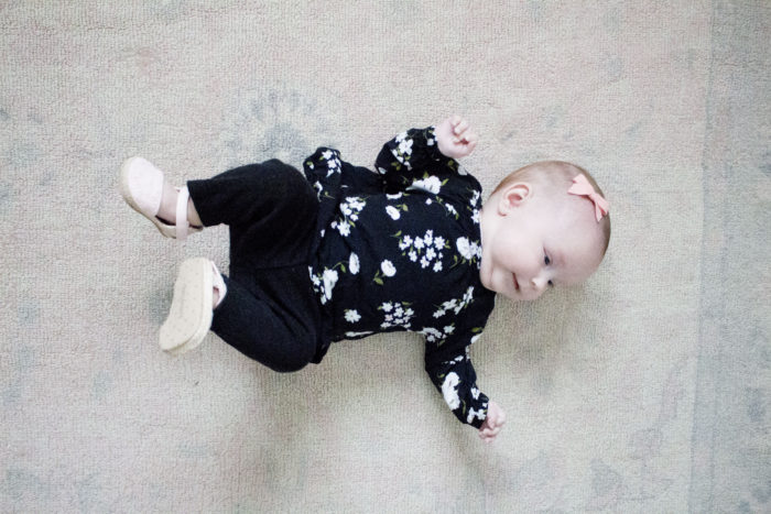 how-to-get-your-baby-to-sleep-through-the-night_3 | How to Get Twins to Sleep Through the Night featured by top Utah lifestyle blog, A Slice of Style