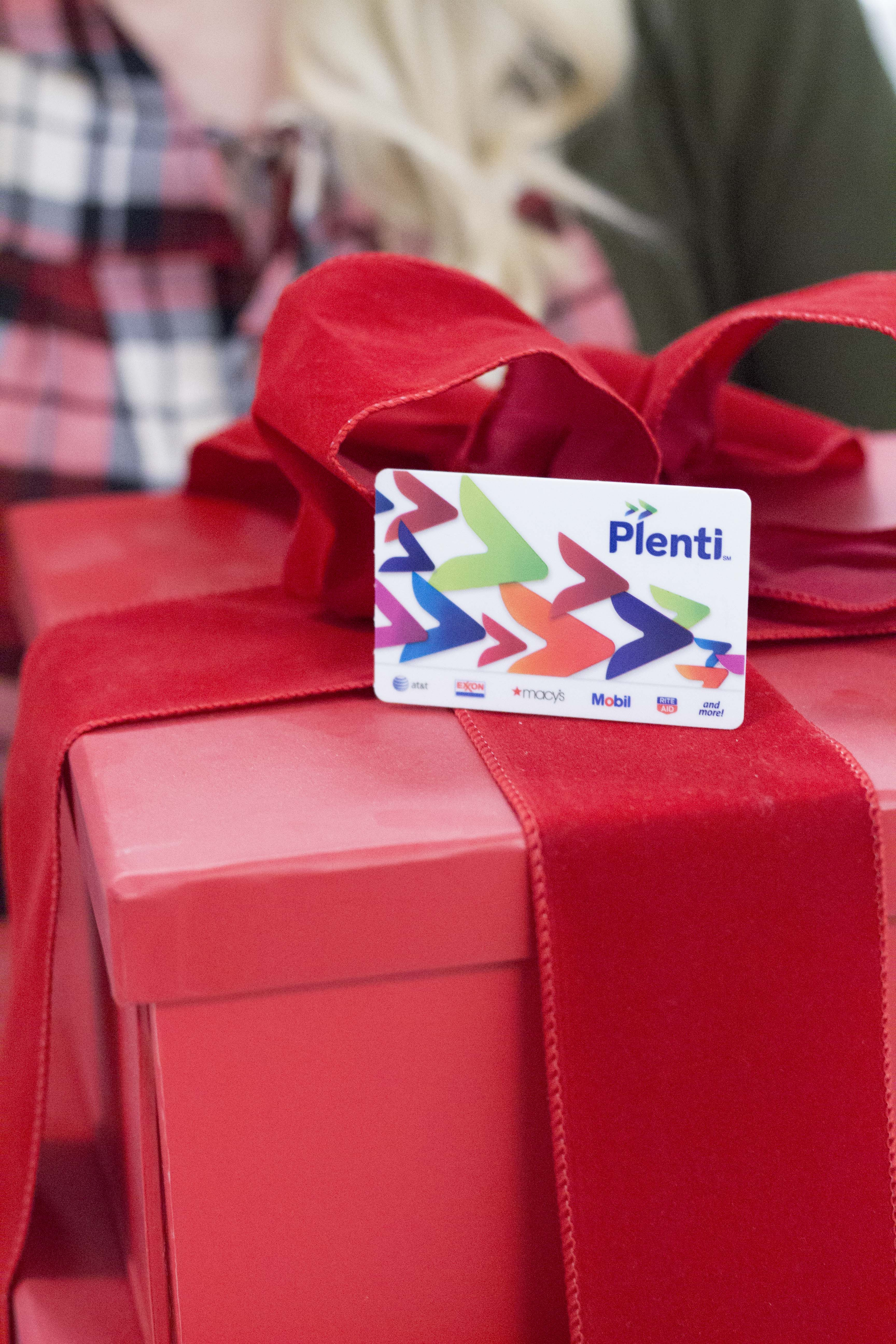 Holiday Shopping with Plenti