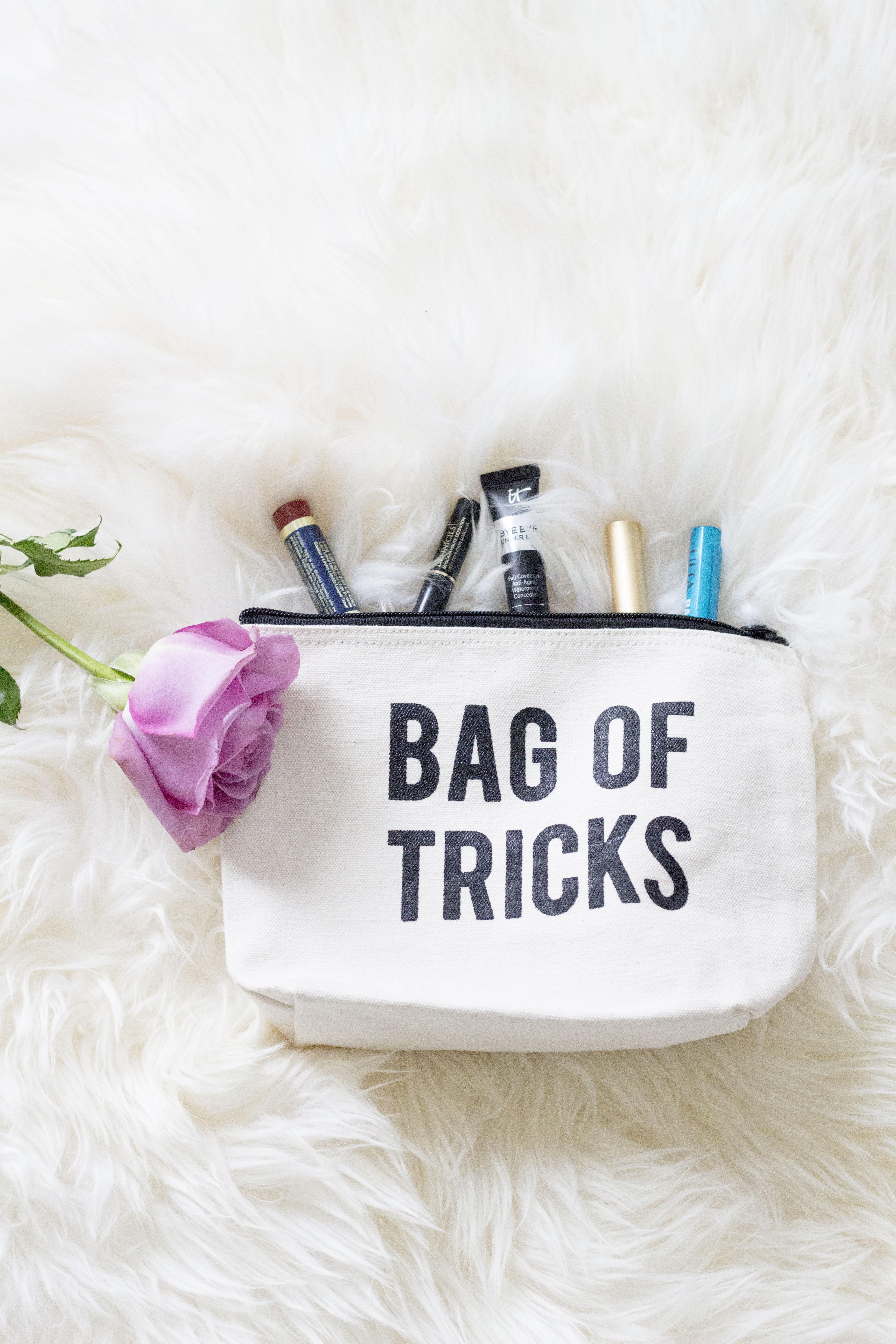 Makeup Bag Sale + Twins' Update!