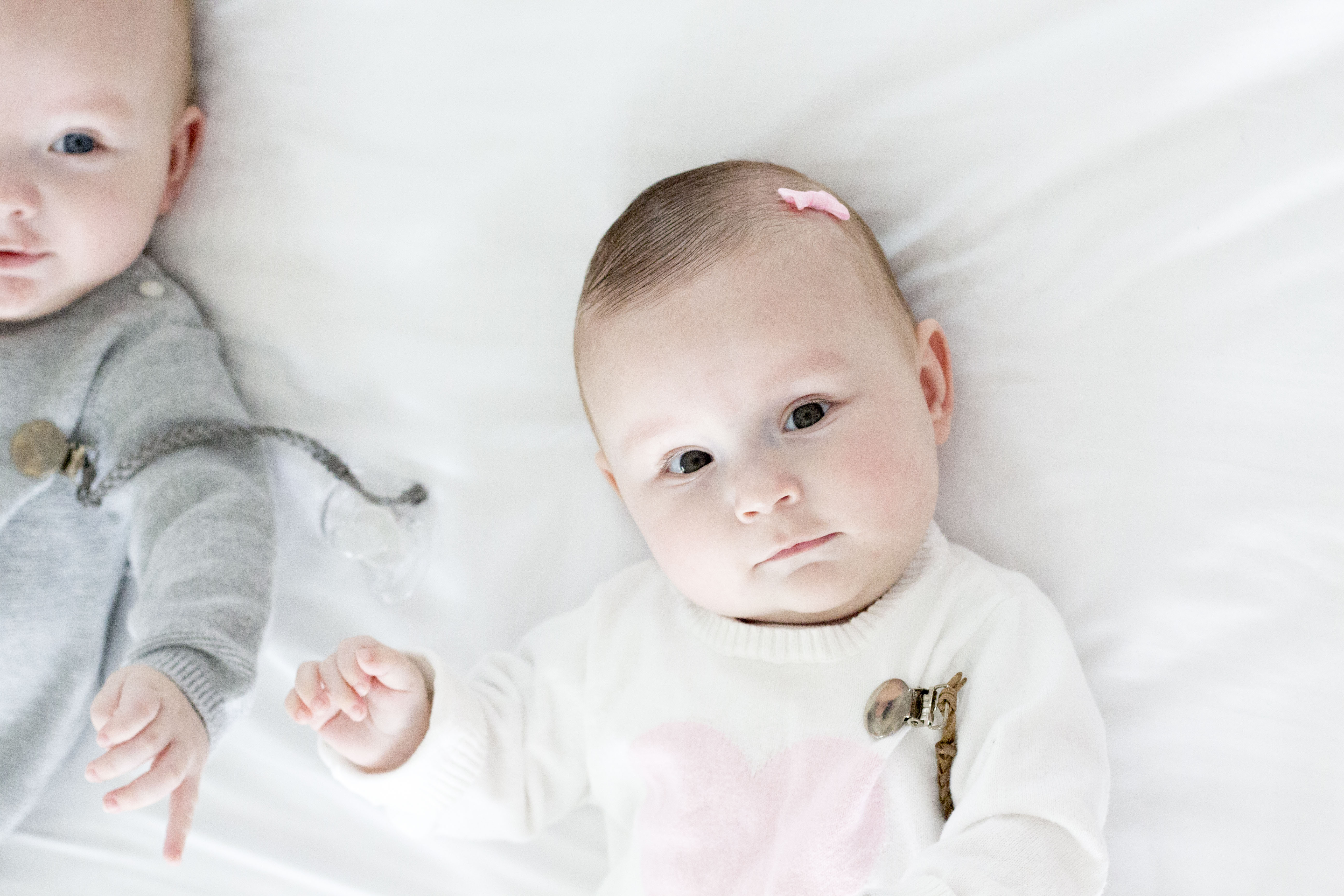 How to Get a Bow to Stay in Baby's Hair