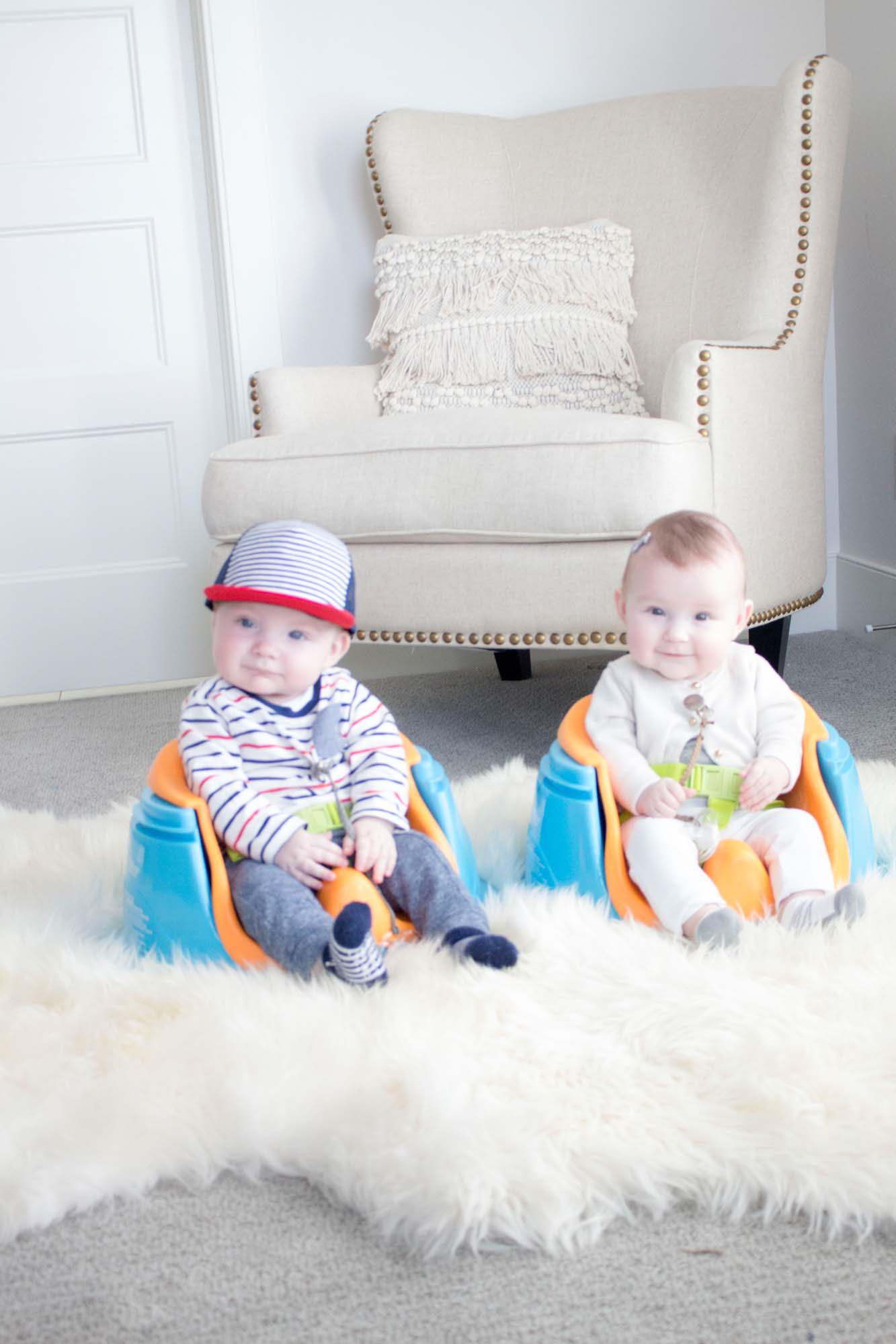 Video: Day in the Life of the Twins and I!
