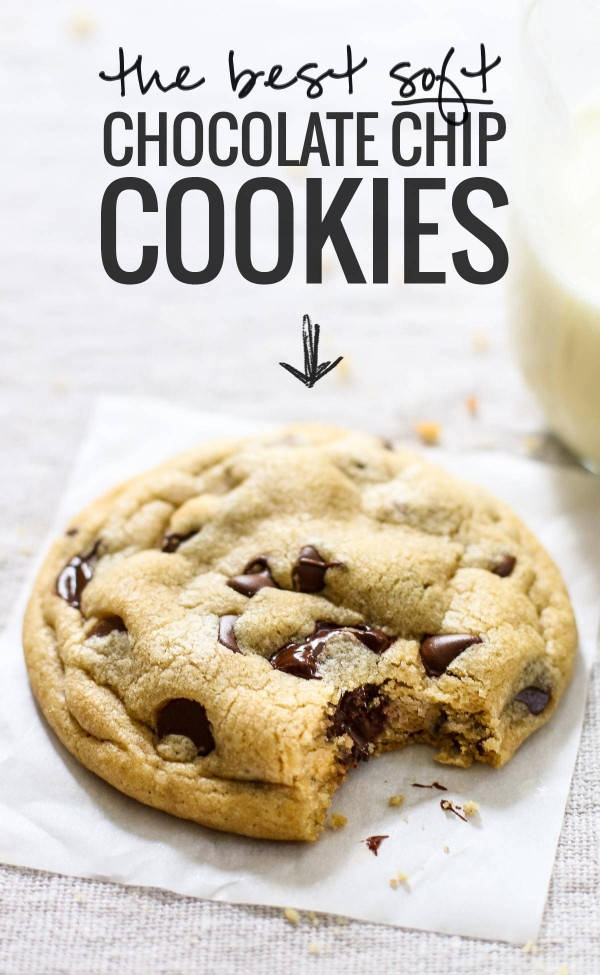 Favorite Things: The Best Chocolate Chip Cookies in the World!