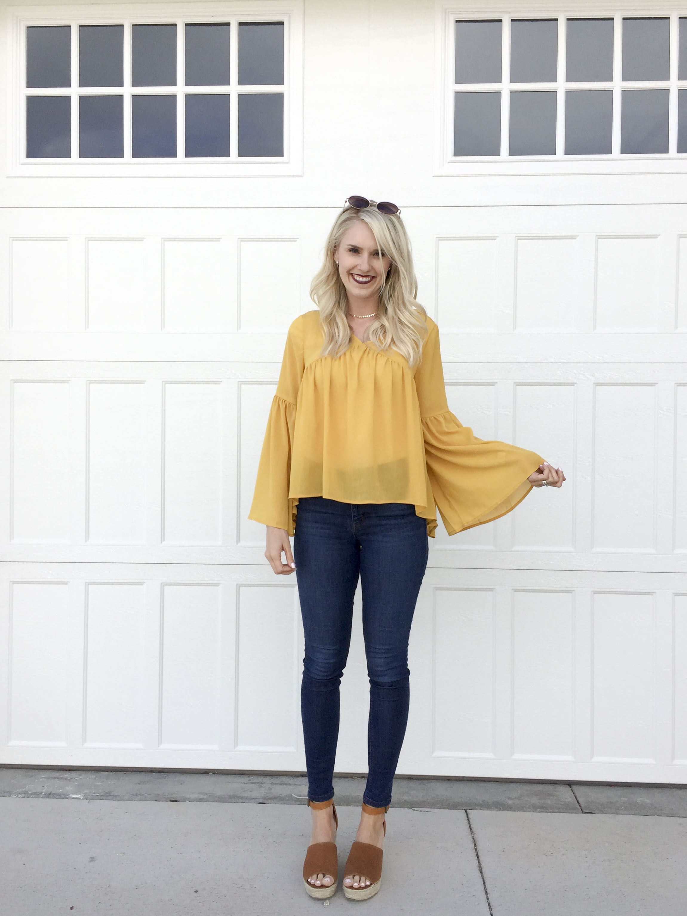 Cute Spring Top + Tiny Tags Deal!