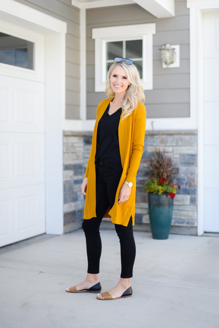 cardigan fall sweater