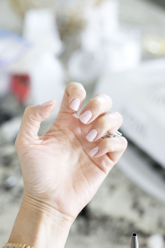 how to do gel nails