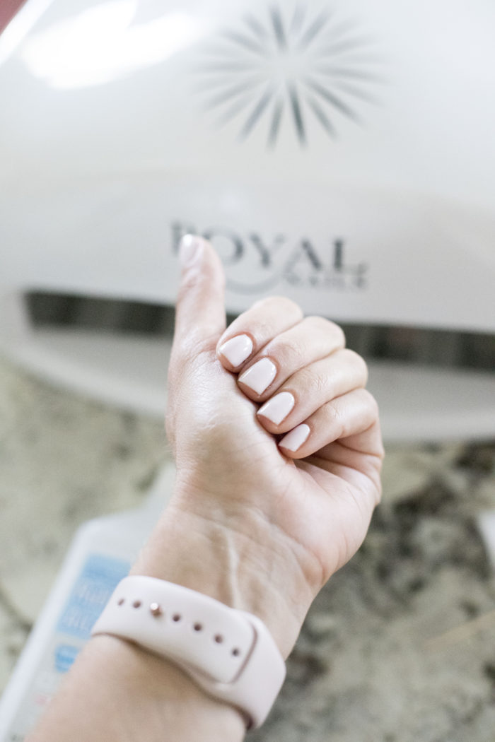 How To Do Gel Nails At Home A Step By Step Guide A Slice Of Style