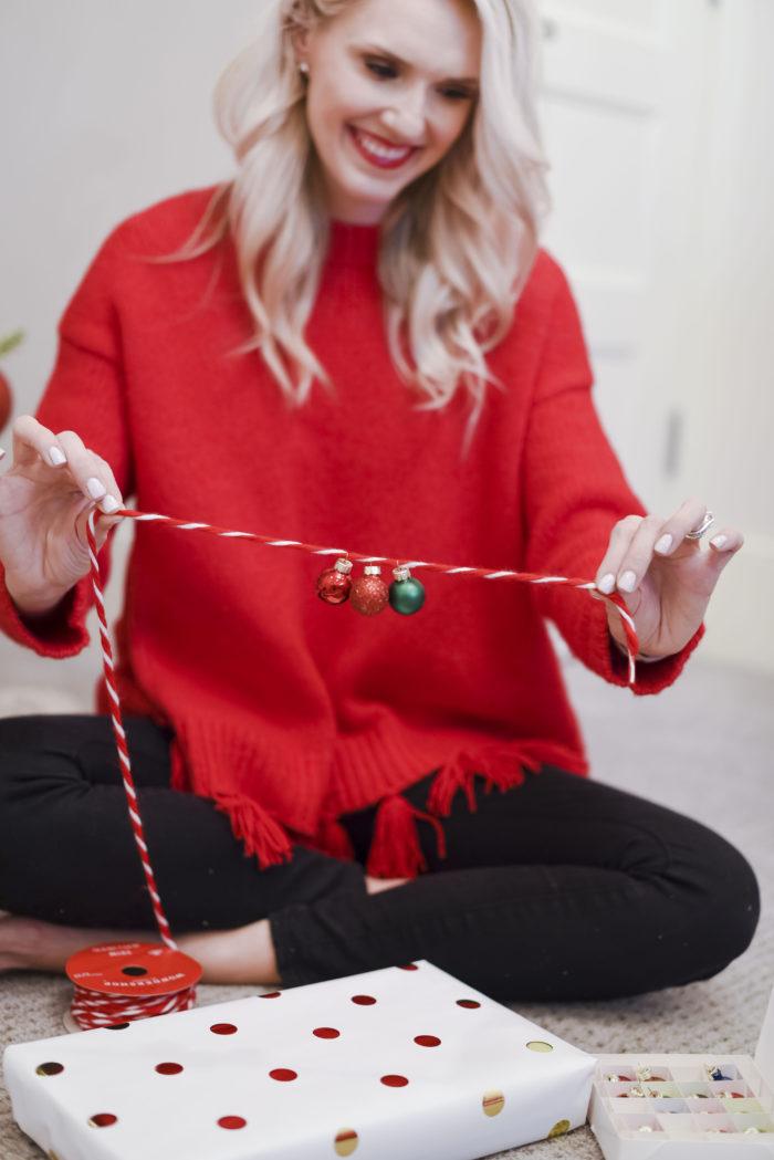 pretty ways to wrap Christmas presents