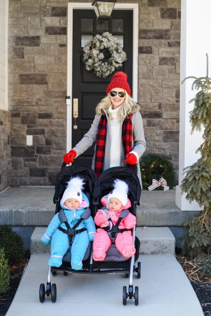 Best stroller for twins