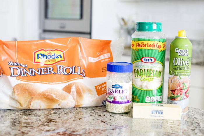 homemade rolls recipe