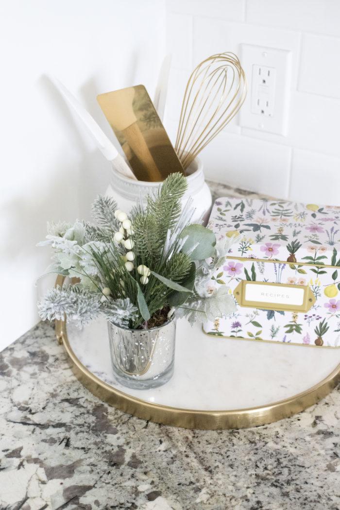 home decor fresh and white