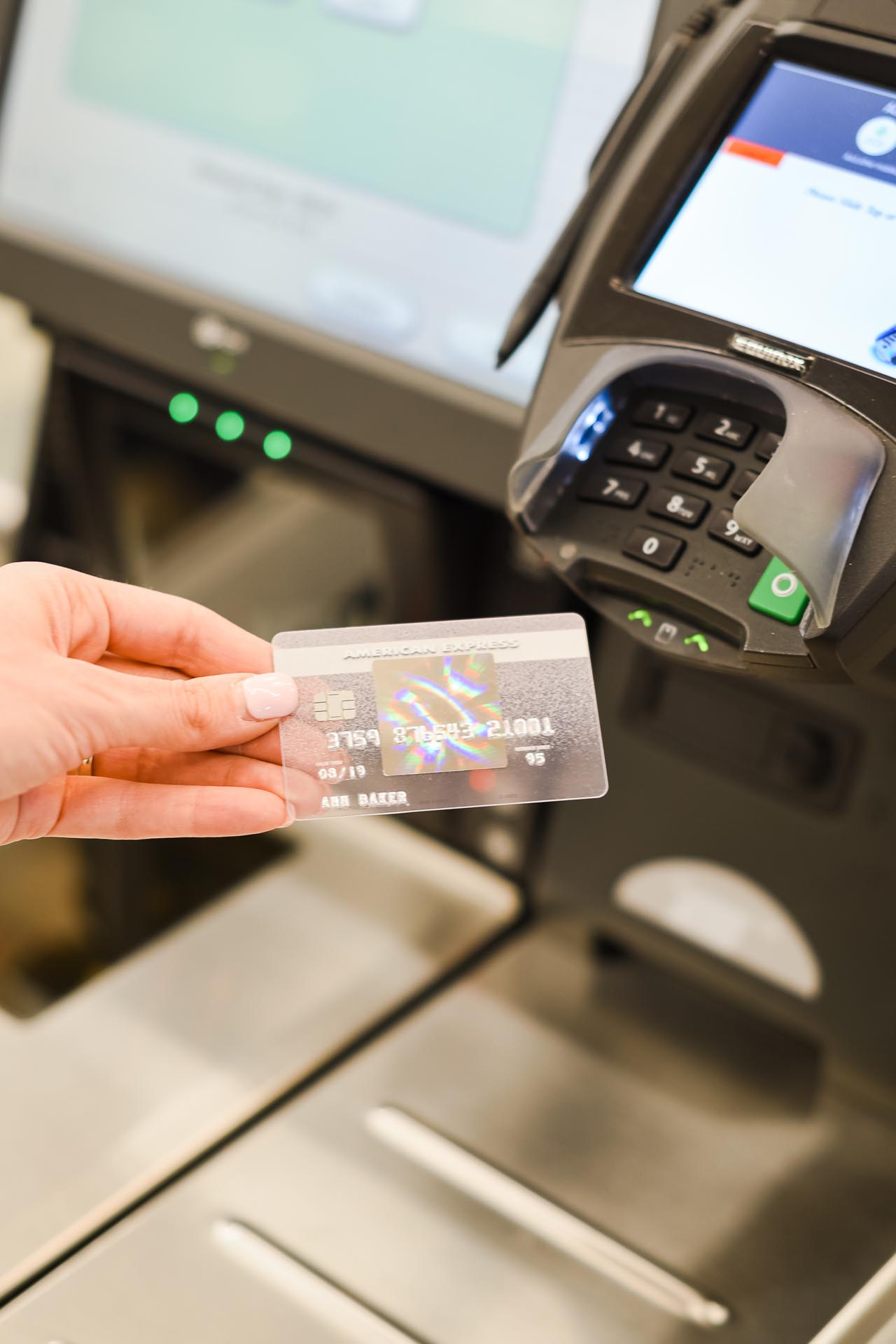 Teaming Up with American Express and the Amex EveryDay Credit Card