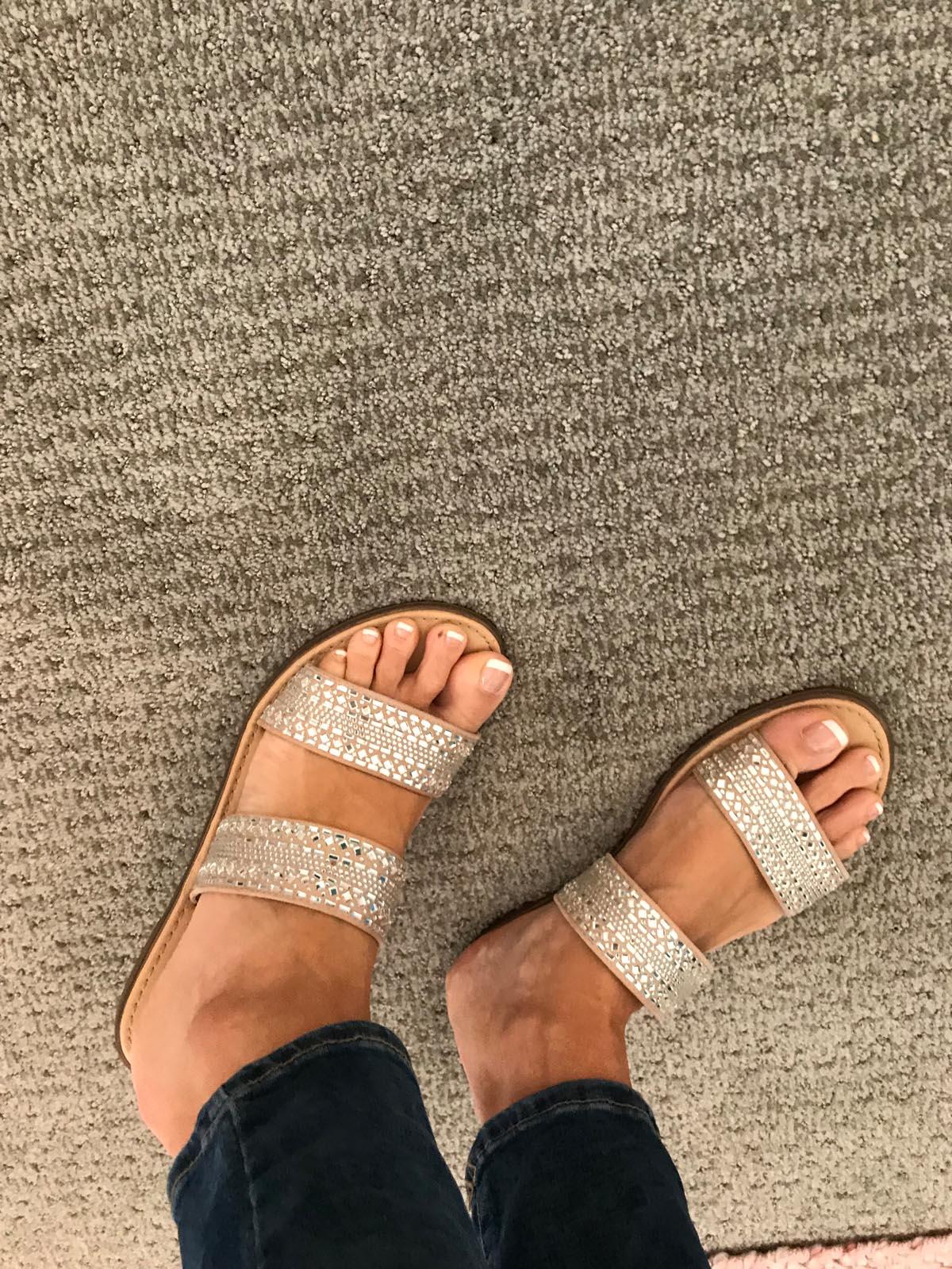 Favorite Sneakers + Sandals on SALE!
