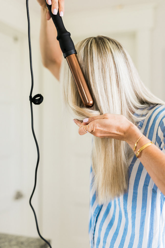 How To Curl Long Hair Fast And Keep Hair Healthy