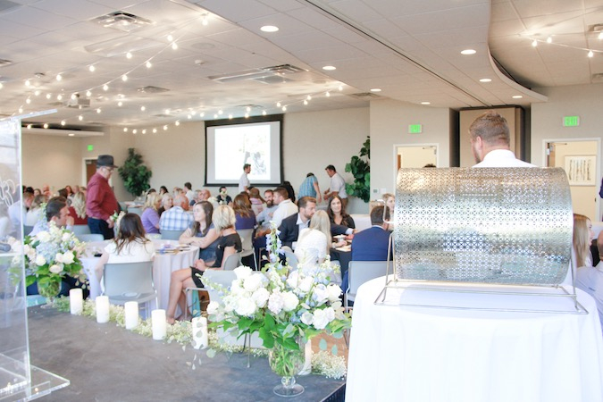 | Bundled Blessings First Annual Utah Fertility Dinner Auction to Support Infertility featured by top Utah life and style blog A Slice of Style