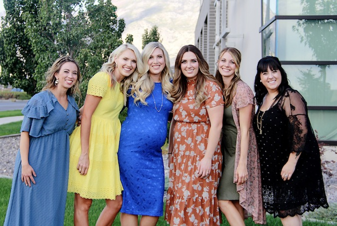 Bundled Blessings First Annual Utah Fertility Dinner Auction to Support Infertility featured by top Utah life and style blog A Slice of Style