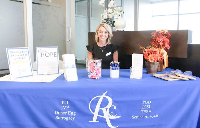 infertility | Bundled Blessings First Annual Utah Fertility Dinner Auction to Support Infertility featured by top Utah life and style blog A Slice of Style